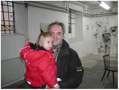 alles was da ist gehört dazu (HELP ME THINK), 15. 12. 2007, Wolfgang Kschwendt, exhibitionview 10