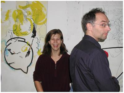 alles was da ist gehört dazu (HELP ME THINK), 15. 12. 2007, Wolfgang Kschwendt, exhibitionview 11