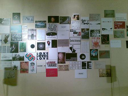 Die Imaginäre Franz Graf Klasse - Ausstellungsansicht
