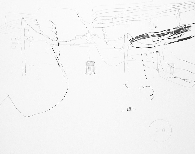"""Wolfgang Kschwendt - """"Tankstop"""" - Ausstellungsankündigung - In einer Vielzahl von Formen - Grätzlgalerie"""