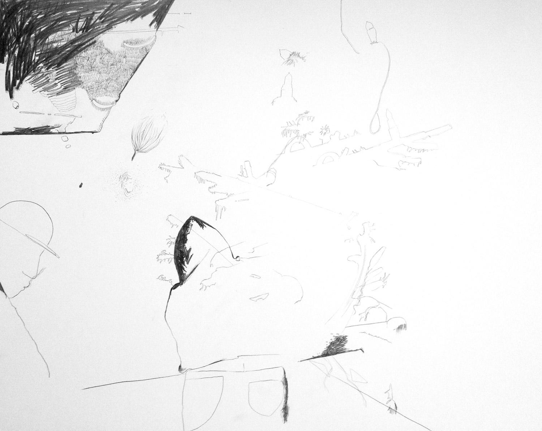 Wolfgang Kschwendt - drawing - Bern and Walt