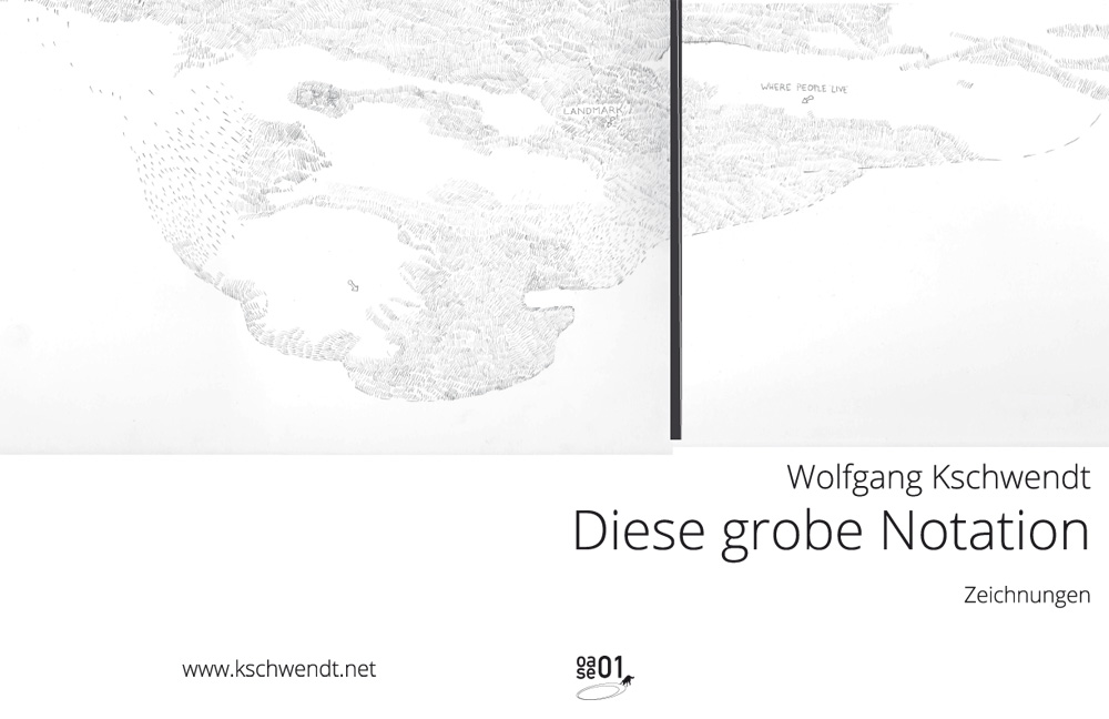 Magazine cover - Diese grobe Notation by Wolfgang Kschwendt